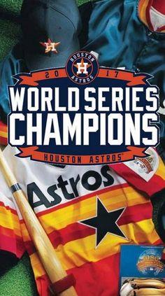 Houston Astros, Champs, Baseball