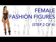 4868b75eacc (57) How to Draw Fashion Figures  Step 2 of 4  Fleshing Out