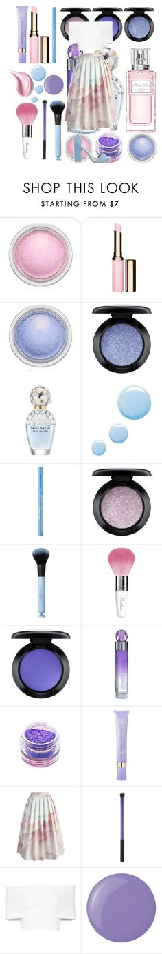 """GuessIBetterWashMyMouthOutWithSoap"" by hunteremma ❤ liked on Polyvore featuring MAC Cosmetics, Clarins, Marc Jacobs, Topshop, Too Faced Cosmetics, Christian Dior, Guerlain, Perry Ellis, Medusa's Makeup and Tatcha"