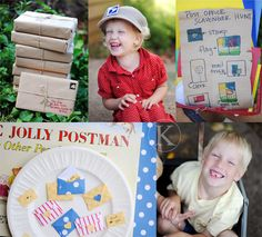 """Kiddo Outdoor Post Office & Dessert Snail Mail Cupcakes Stamp & Letter Match Mail Style Spelling """"Junk"""" Mail Sketch Book for Stamp Collecting Ki… Dramatic Play Themes, Dramatic Play Centers, Office Themes, Office Ideas, Preschool Literacy, Preschool Crafts, Community Helpers For Kids, Preschool Friendship, People Who Help Us"""
