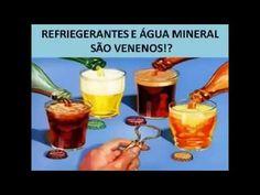 Dr. Lair Ribeiro Refrigerantes e Água Mineral são VENENOS