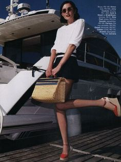 """""""Popeye in love"""" by Robert Astley Sparke for Glamour Brazil"""