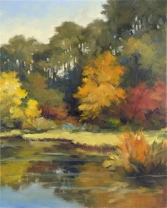 Free video tutes on oil painting.