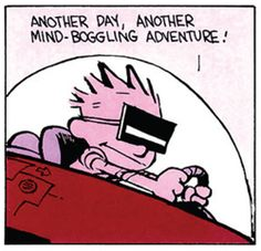 Hobbes Deep - The Adventures of Spaceman Spiff, vol. 1