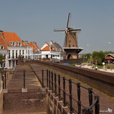 Wijk bij Duurstede #Netherlands