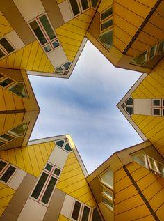 Kubuswoning - Rotterdam, Netherlands