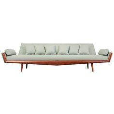 Adrian Pearsall Gondola Sofa for Craft Associates ca.1960's