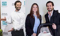 Swedish royal baby is named Prince Alexander Erik Hubertus Bertil