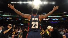 With LeBron James, Kevin Love and Kyrie Irving, the Cleveland Cavaliers are now 'win or bust' = http://www.allvoices.com/article/100000344