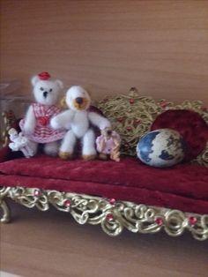 Nico.Kunst  OOAK  Dollhouse Miniature