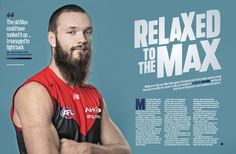 AFL Record | Round 12 | Max Gawne Feature