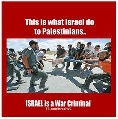 Shame on you israel & USA