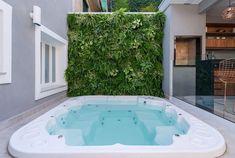 Spa Interior, Interior And Exterior, Spas, Loft, Sweet Home, Bathtub, Outdoor Decor, House, Design