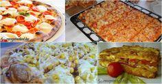 Ez az összeállítás minden igényt kielégít! Van itt hagyományos tepsis, igazi olasz és extrán magyaros is! :) Mert pizzázni jó!
