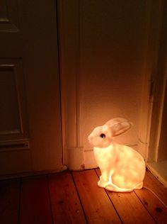 Egmont Toys Rabbit Lamp In White That 4 Heico And Pinterest