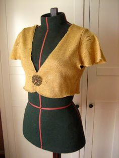 old sweater refashion