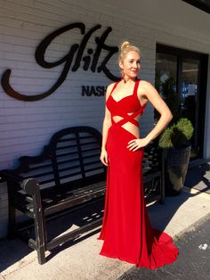 La Femme Fashions gown style 22172 from #GlitzNash Find us on Instagram @GlitzNash and Facebook!  http://www.glitznashville.com