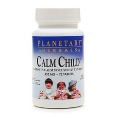 Planetary Herbals Calm Child