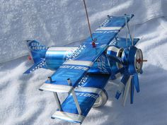 Handmade Bud Light can plane airplane cool by CANARTCRAFTS2204, $15.00