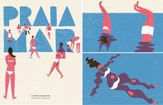 «Praia-Mar» entre os 100 melhores livros ilustrados para crianças