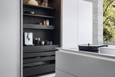 - Home Fashion Trend Modern Kitchen Design, Model Photos, Bathroom Medicine Cabinet, Planer, House Styles, Furniture, Home, Create Quotes, Dark Hardwood