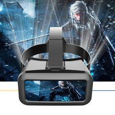 VR PARK V2 3D Virtual Reality VR Glasses Google Cardboard VR BOX Glasses 3D Video vr Park Headset for 4.7 - 6 inches Smartphone