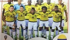 Así se ven los jugadores de la Selección Colombia en el álbum Panini