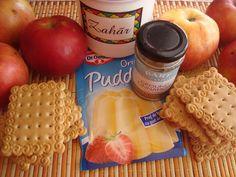 Prajitura cu mere si biscuiti - CAIETUL CU RETETE Biscuit, Bread, Cooking, Food, Bakken, Kitchen, Kochen, Biscuits, Breads