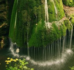 Bigar waterfall,Romania,Aninei moutains,Caras Severin region.