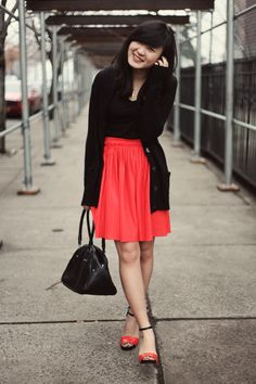 Love this look, love the shoes // JennifHsieh blog