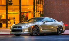 Price Release 2016 Nissan GT-R 45th Anniversary Review Front Side View Model