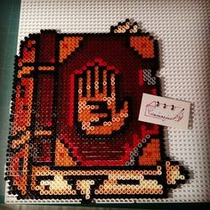 Mistery Journal - Gravity Falls hama beads by prissimagine