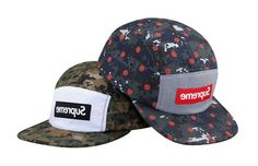 A Closer Look at Supreme and Comme des Garçons SHIRT's Spring/Summer 2013 Collection