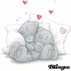 tatty teddy endormis