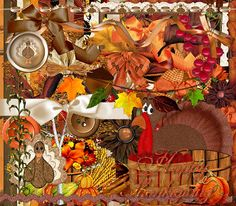 Thanksgiving Traditions FTU Kit by Dreamland Designs...