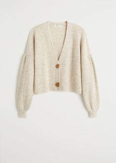 Discover the latest trends in Mango fashion, footwear and accessories. Strick Cardigan, Chunky Knit Cardigan, Mode Turban, College Outfits, Cute Casual Outfits, Cardigans For Women, Aesthetic Clothes, Ideias Fashion, Knitwear