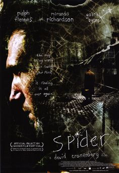 See my film review for Spider by David Cronenberg