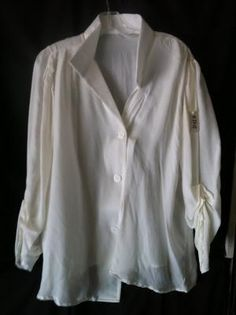 boyfriend blouse-bought one but am still trying to figure out how to pull this off.