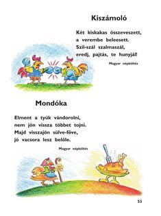 Kindergarten Crafts, Drawing For Kids, Games For Kids, Verses, Poems, Minden, Teaching, Retro, Children