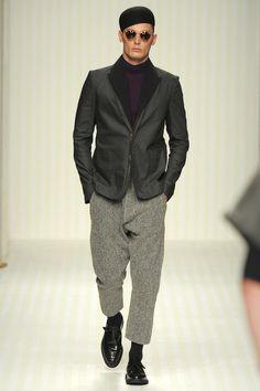 Robert Geller Spring 2014 Men's Collection