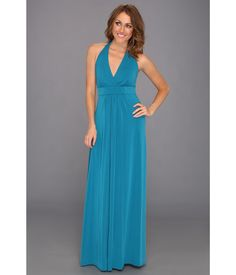Jessica simpson halter maxi dress w elastic gathered front ocean Halter Maxi Dresses, Bridesmaid Dresses, Prom Dresses, Formal Dresses, Wedding Dresses, Clothes For Women, My Style, Outfits, Shopping