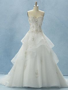 this dresssss!!! Disney Princess collection by Alfred Angelo
