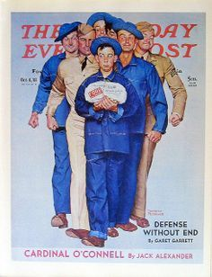 Vintage Norman Rockwell