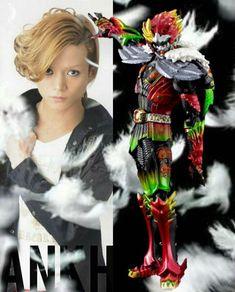Kamen Rider Ooo, Rwby, Wonder Woman, Animation, Superhero, Fictional Characters, Women, Instagram, Anime Dolls