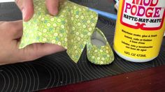 How To make custom doll shoes for your American Girl Doll, or any doll, or even your self! You just need an old pair of flats, mod podge, and a paint brush. ...