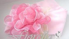 Fiorella flores en tela - YouTube