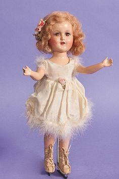Sonja Hennie Doll
