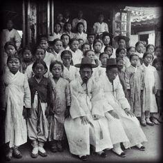 100년전 한국9, 1904년의졸업식