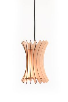 TWIST Pendant Lamp by Marnix de Stigter made in Netherlands on CROWDYHOUSE #lamp #lighting