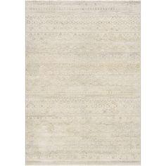 Couristan Easton Capella/ Ivory-Light Grey Rug (9' x 12')